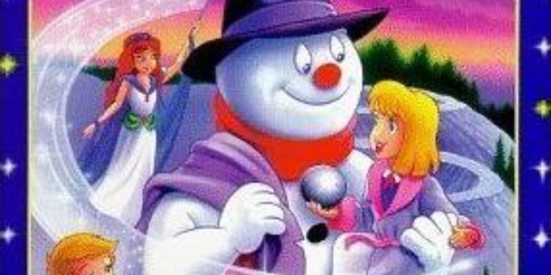 Чудесный подарок снеговика