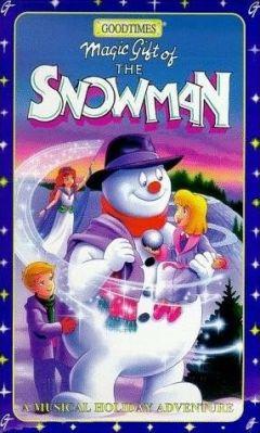 смотреть Чудесный подарок снеговика